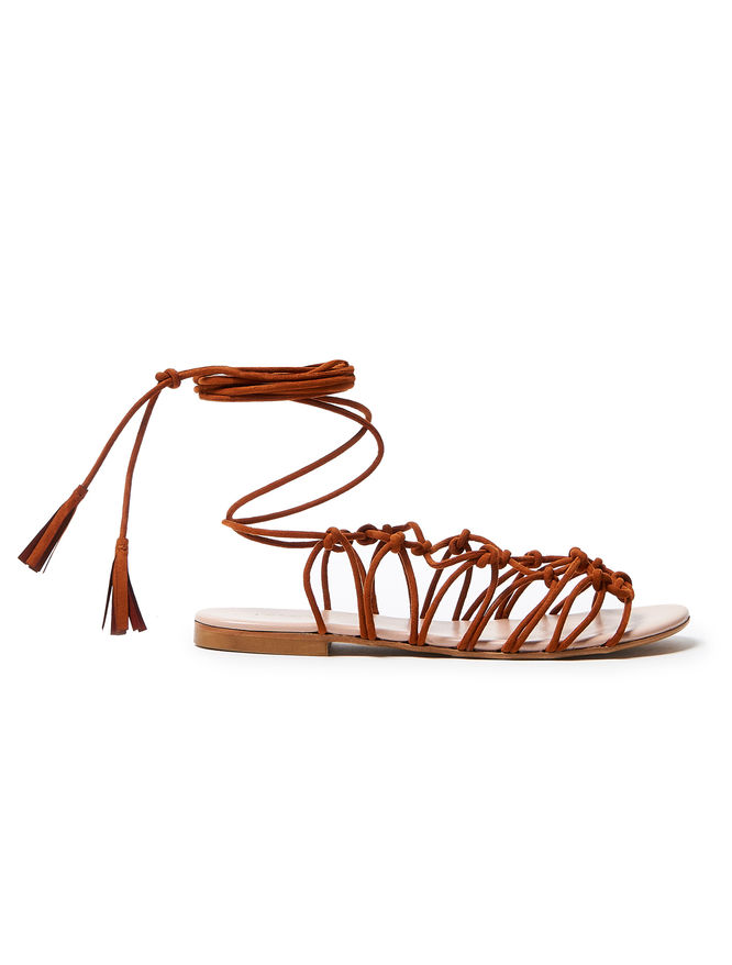 Lace-up sandals iBlues