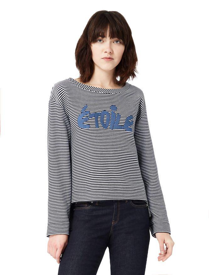 Striped sweatshirt iBlues