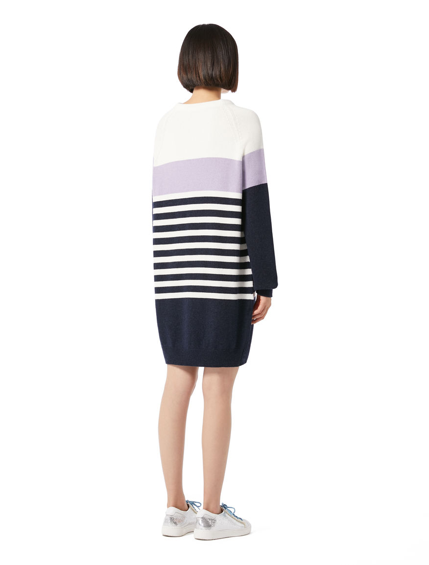 Cashmere blend dress