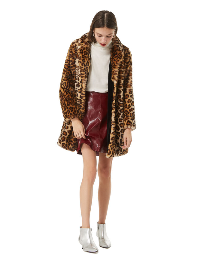 Cappotto animalier iBlues