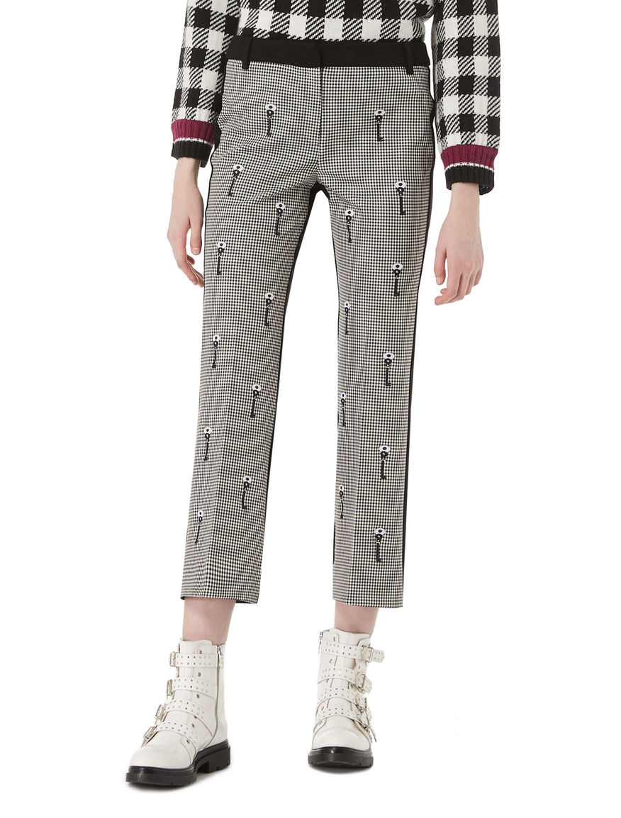 DREAMISSIMO cropped trousers