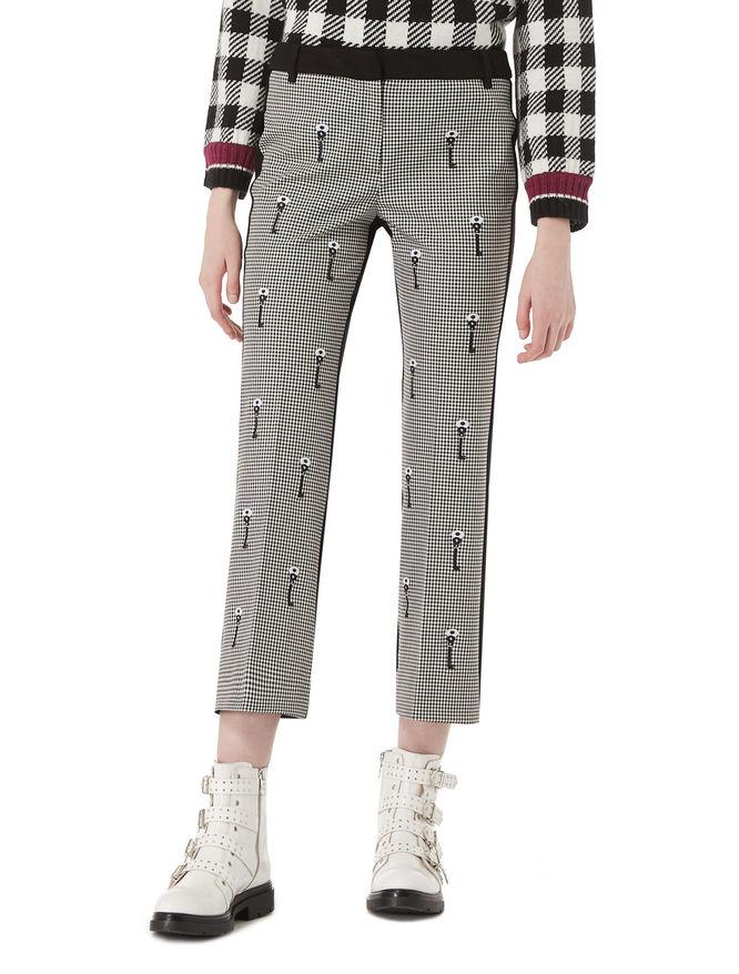 Pantaloni cropped DREAMISSIMO iBlues