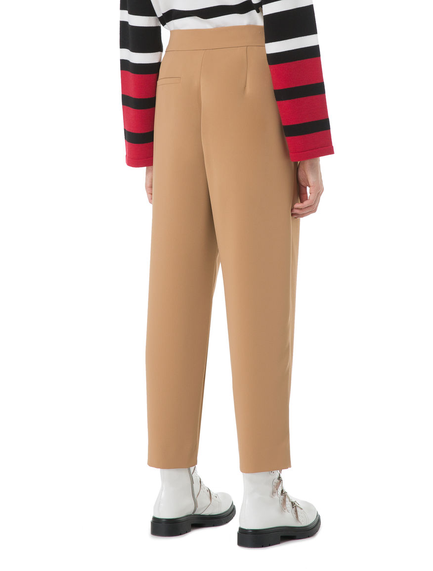 Wraparound trousers
