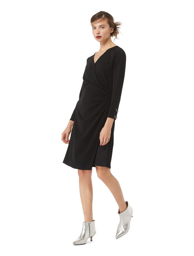 V-neck dress iBlues