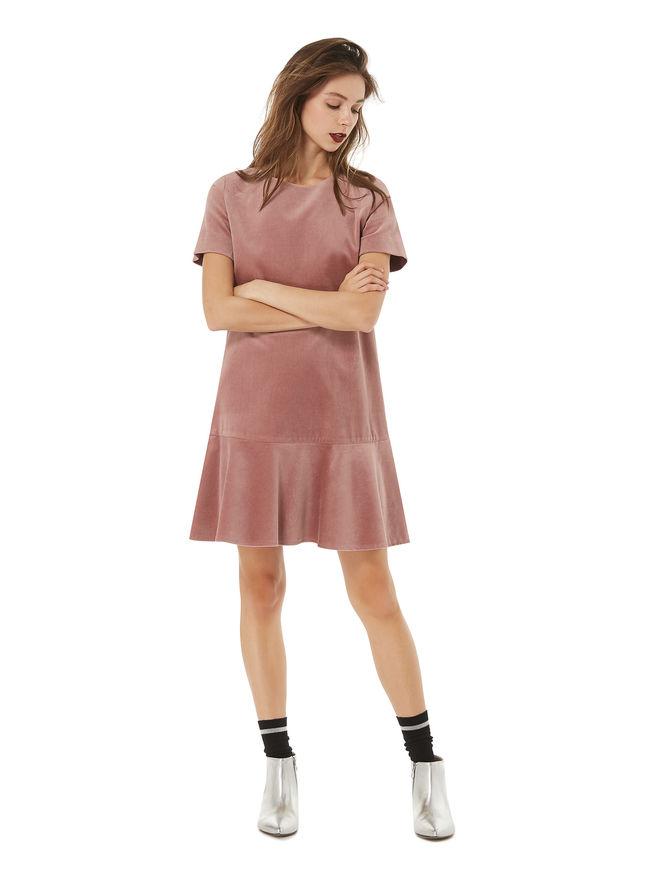 Velvet dress iBlues