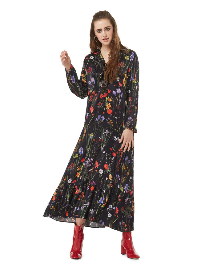 Flower dress iBlues