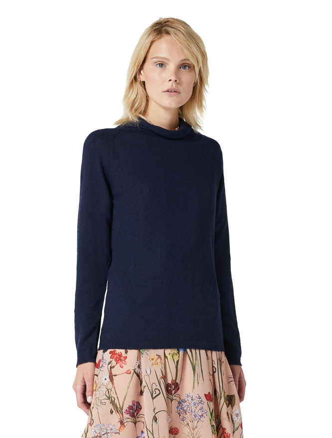 Dolcevita in misto cashmere iBlues