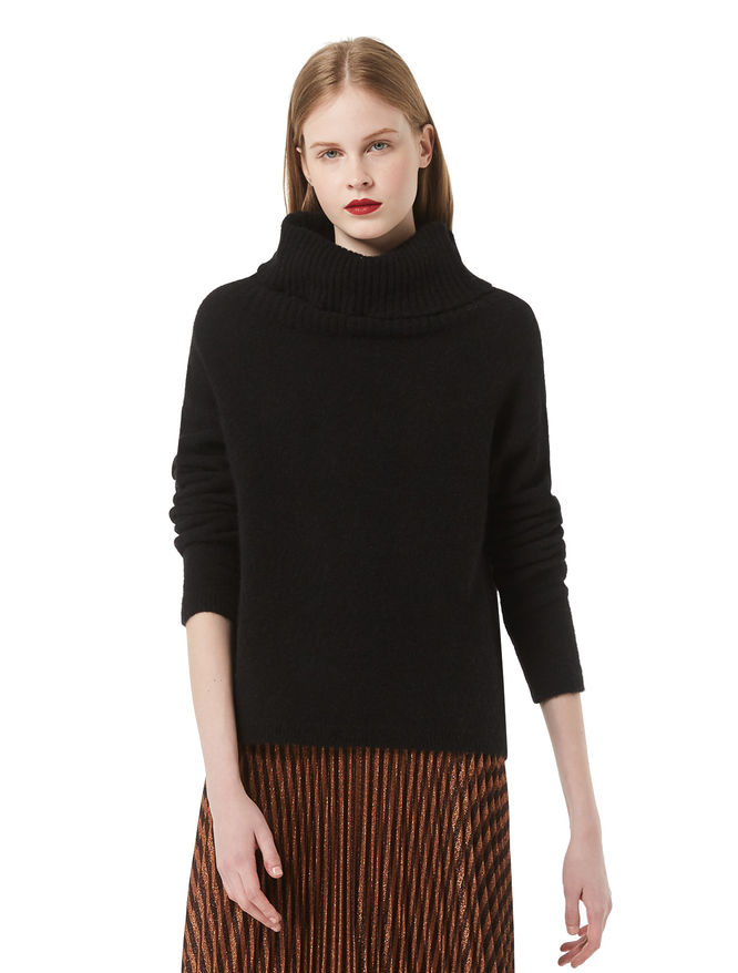 Wool blend jumper iBlues