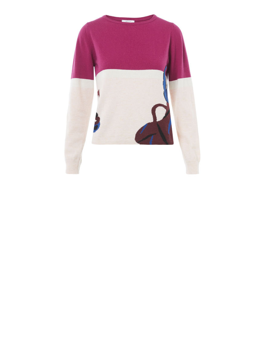 DREAMISSIMO cashmere blend sweater