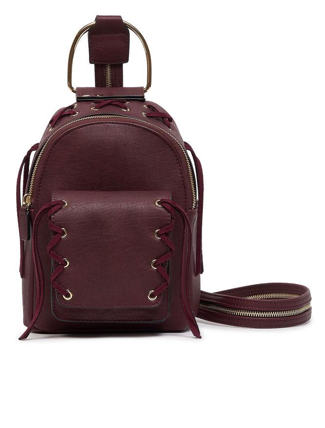 One-shoulder backpack iBlues