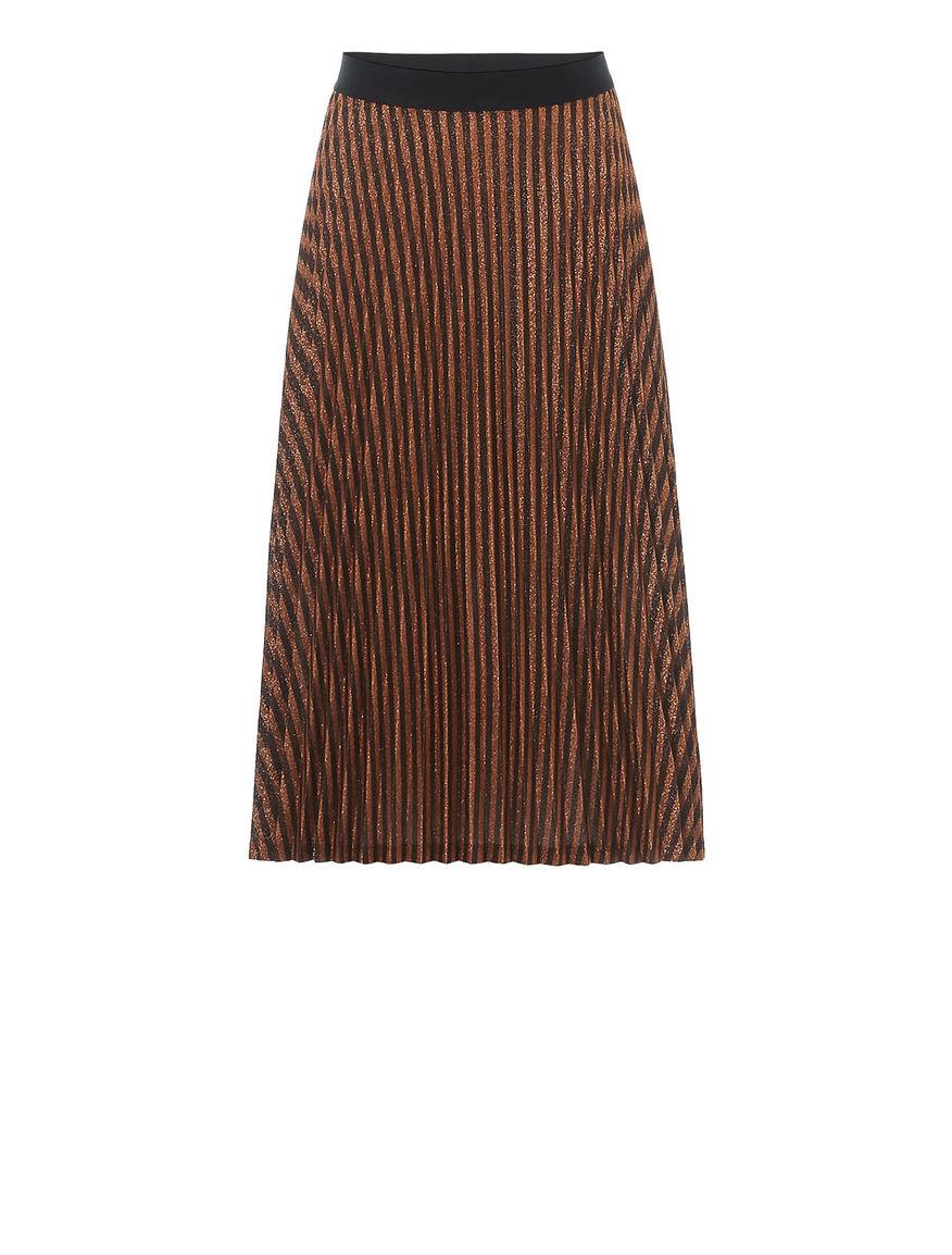Lurex skirt