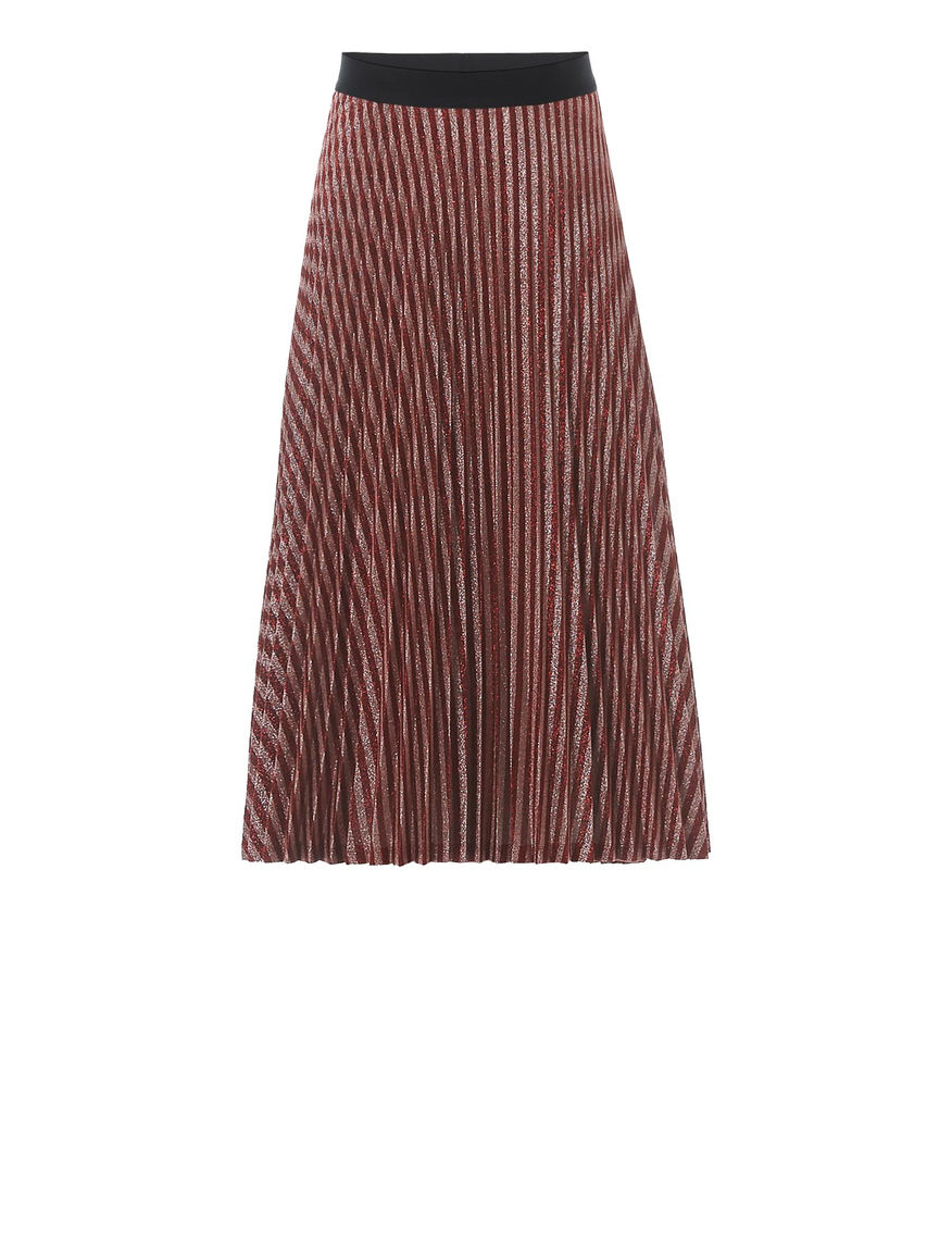 Lurex skirt