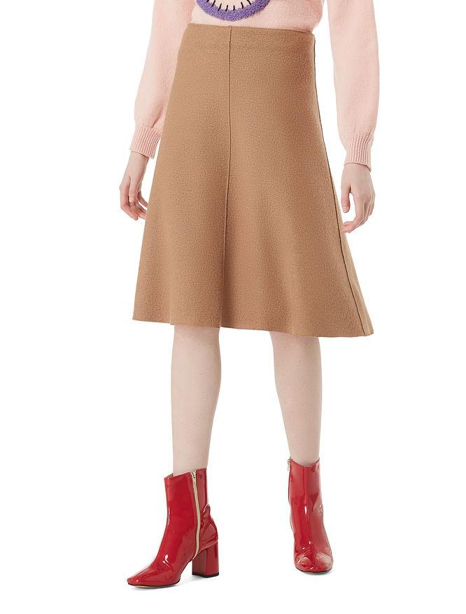 Pure wool skirt iBlues