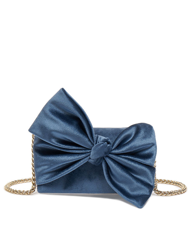 Bag with bow iBlues
