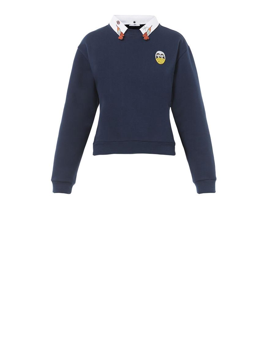 DREAMISSIMO boxy sweatshirt