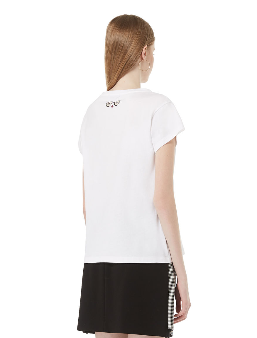 DREAMISSIMO embroidered T-shirt