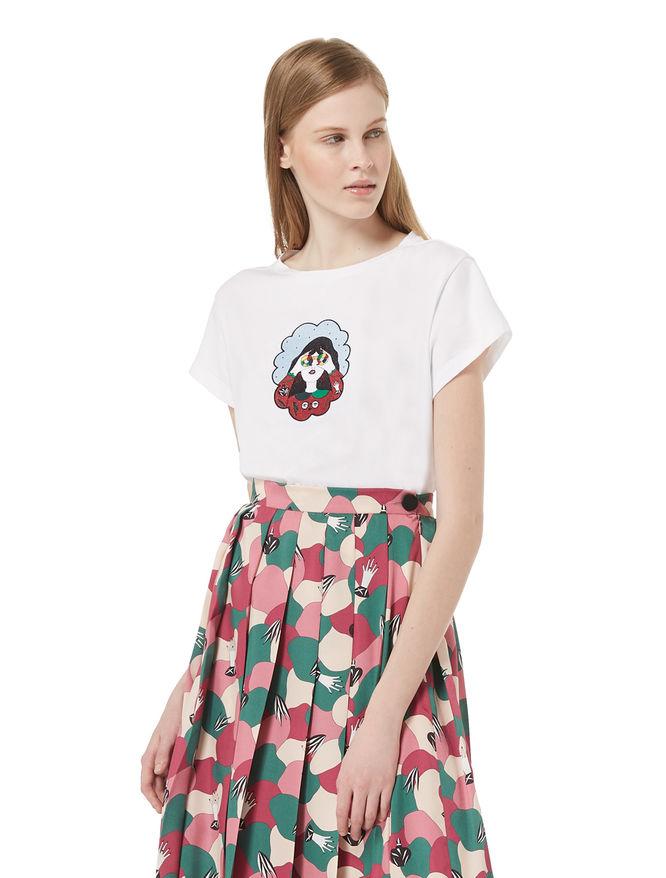 T-shirt ricamata DREAMISSIMO iBlues