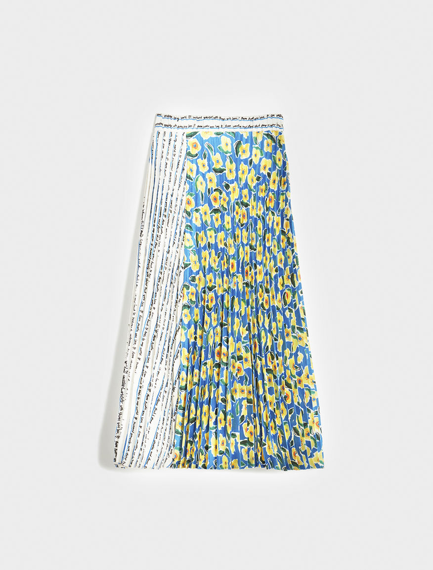 Artastic pleated skirt