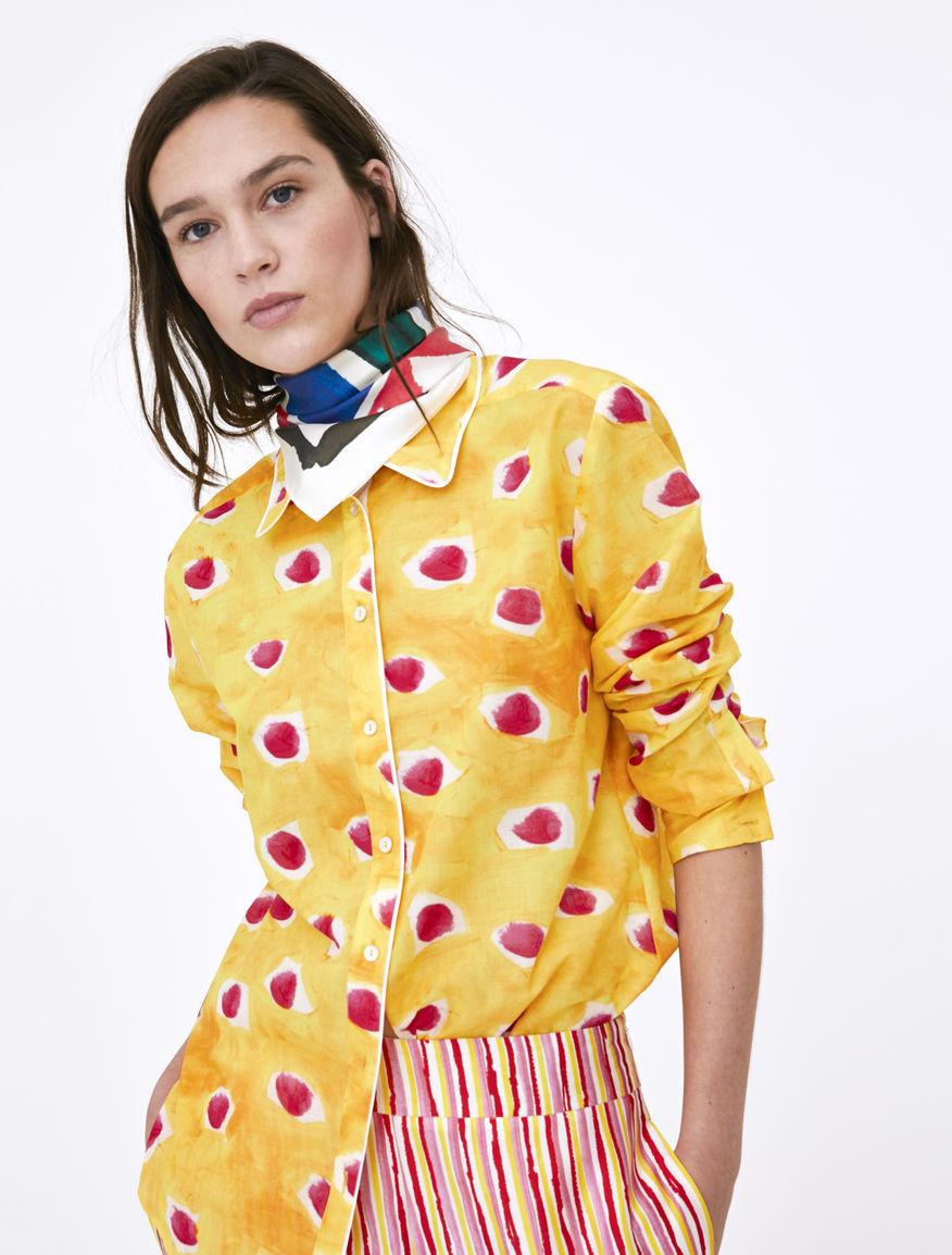 Camicia stampata Artastic