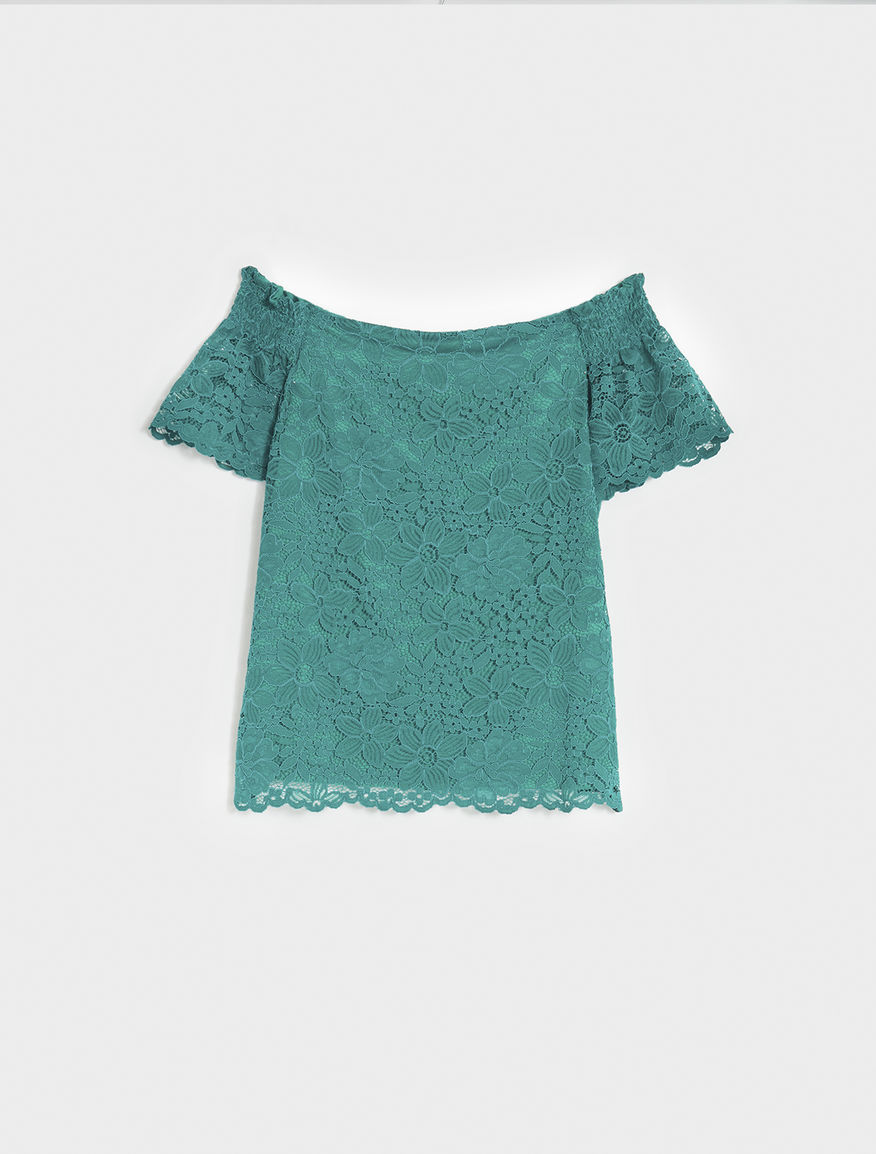 Lace top