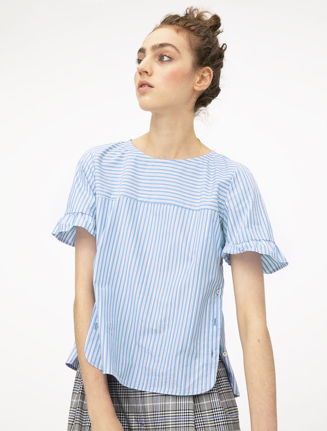Boxy shirt iBlues