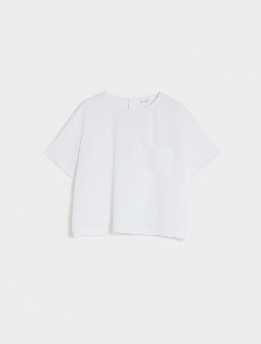Boxy blouse