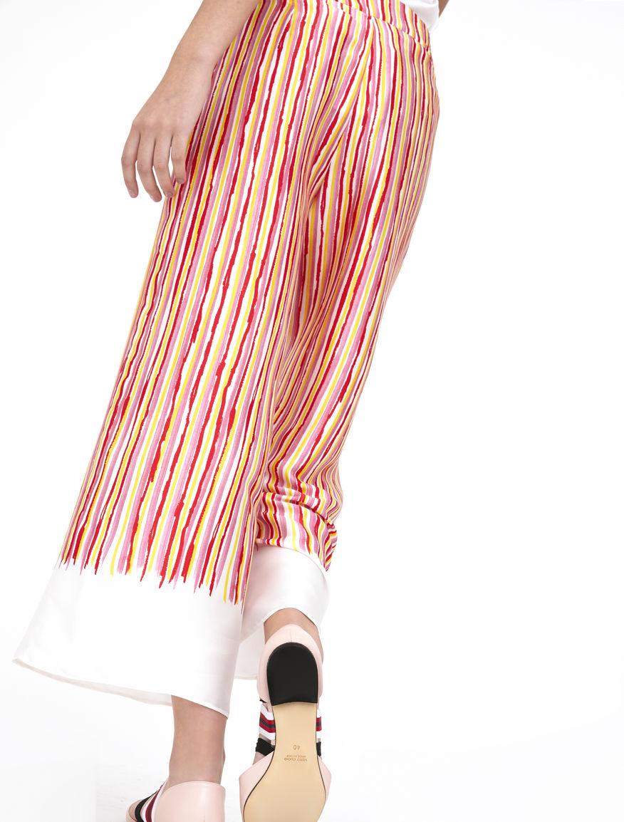 Pantaloni cropped Artastic