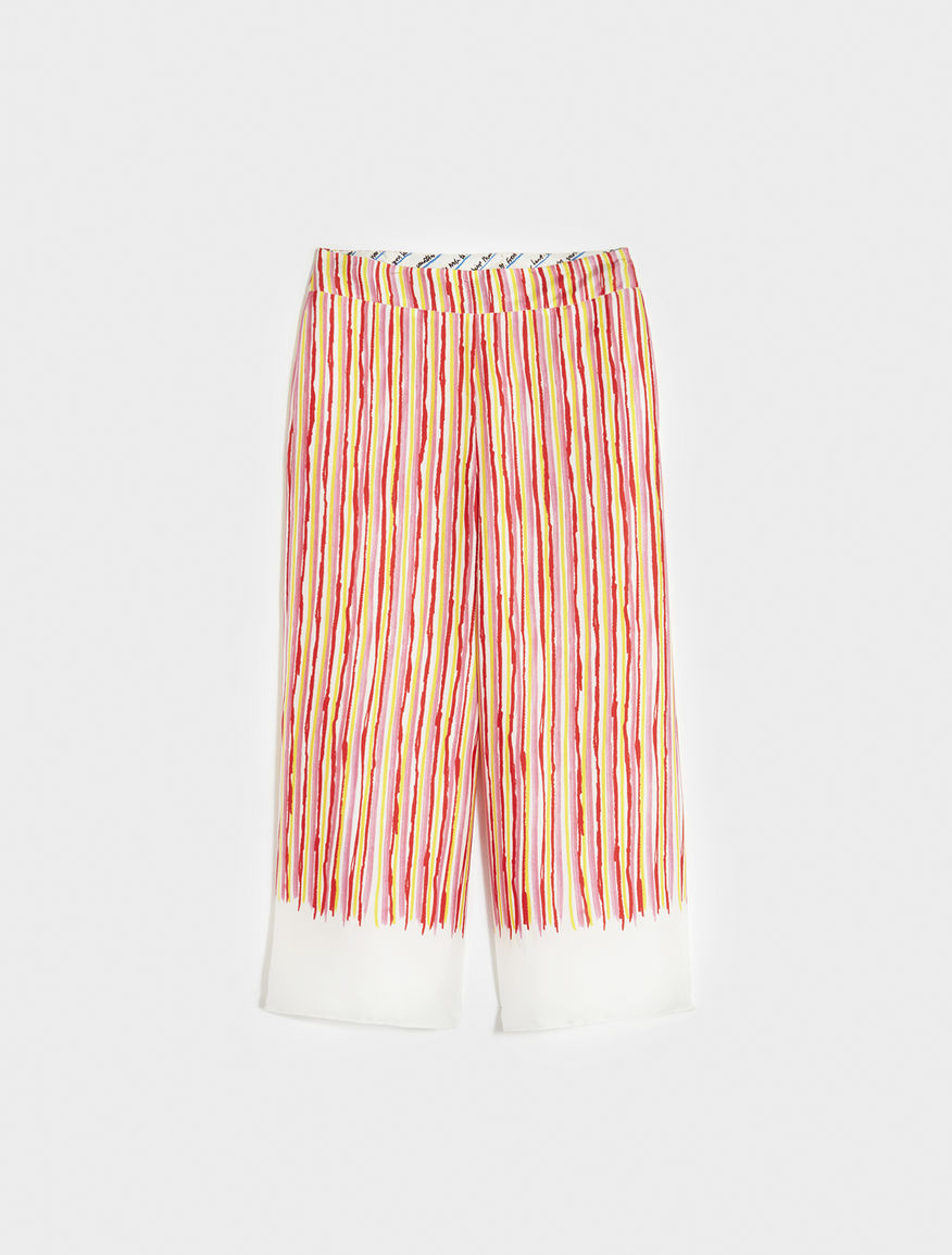 Artastic cropped trousers