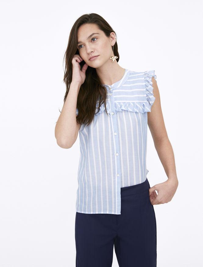 Flounce shirt iBlues