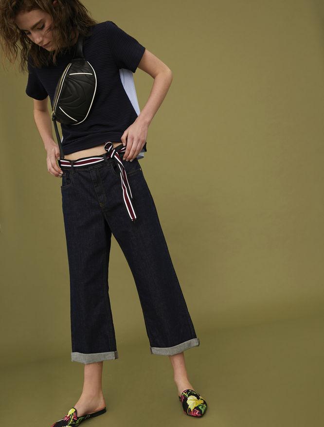 Jeans wide leg iBlues