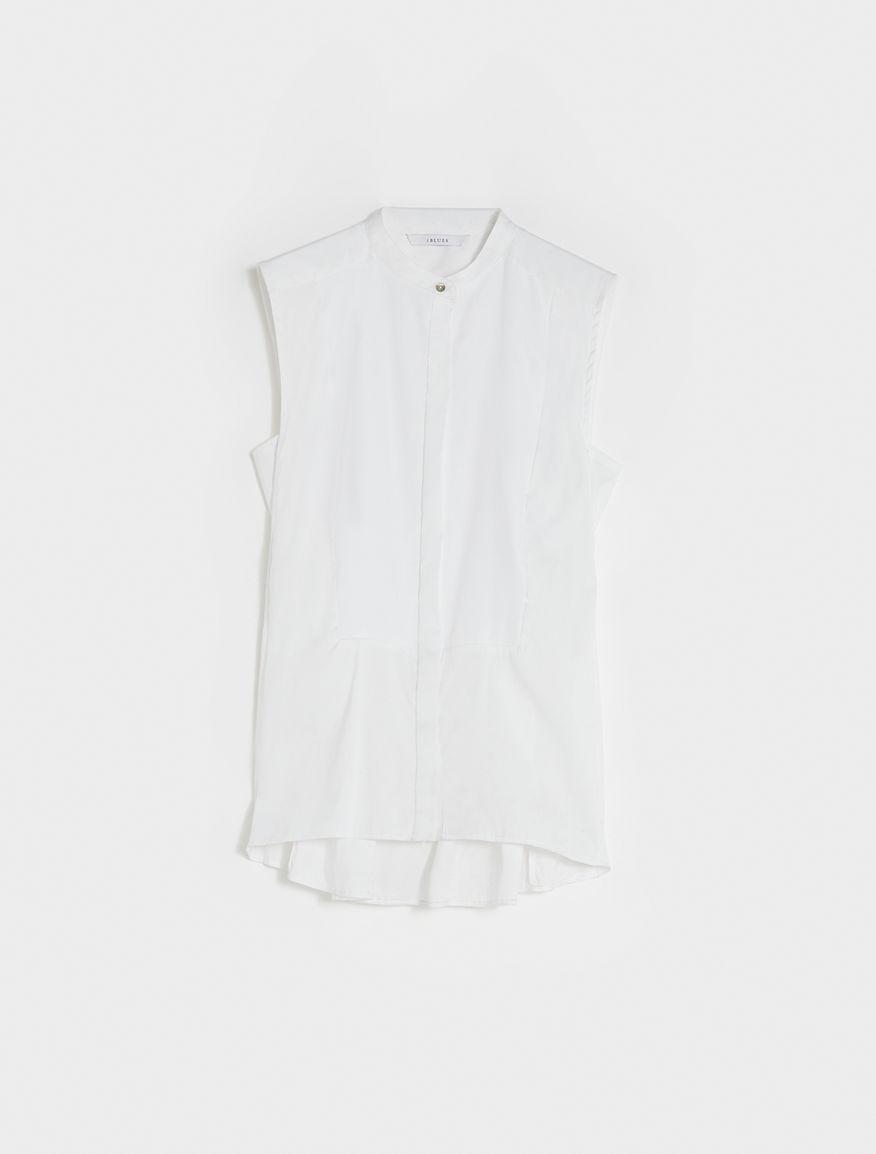 Camicia smanicata