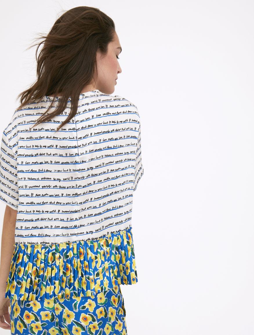 Blusa stampata Artastic