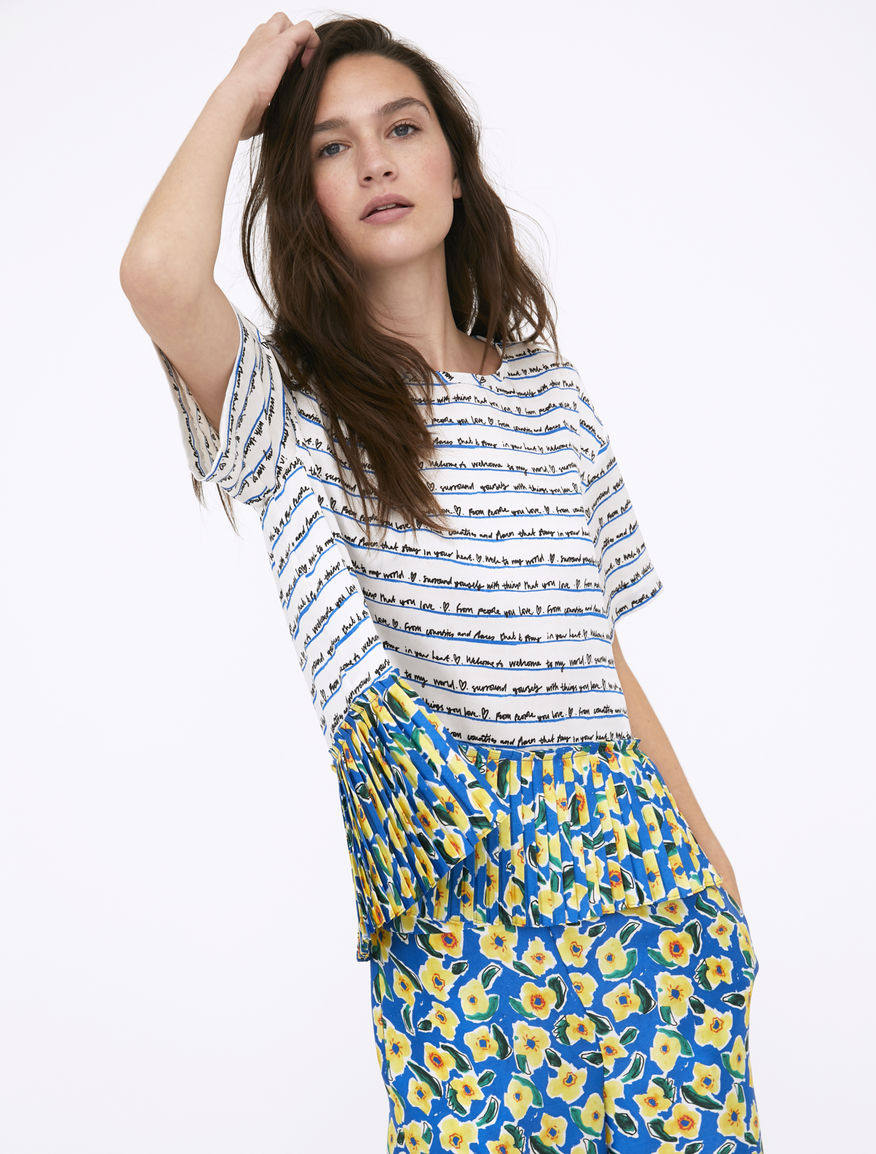 Artastic printed blouse