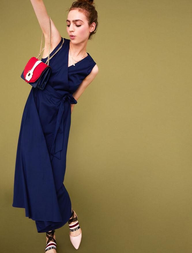 Wrap dress iBlues