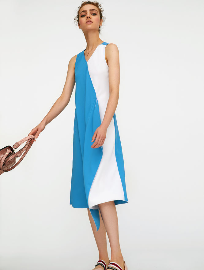 Colour-block dress iBlues