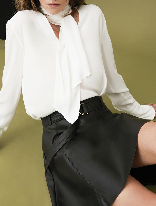 Minigonna con cintura iBlues