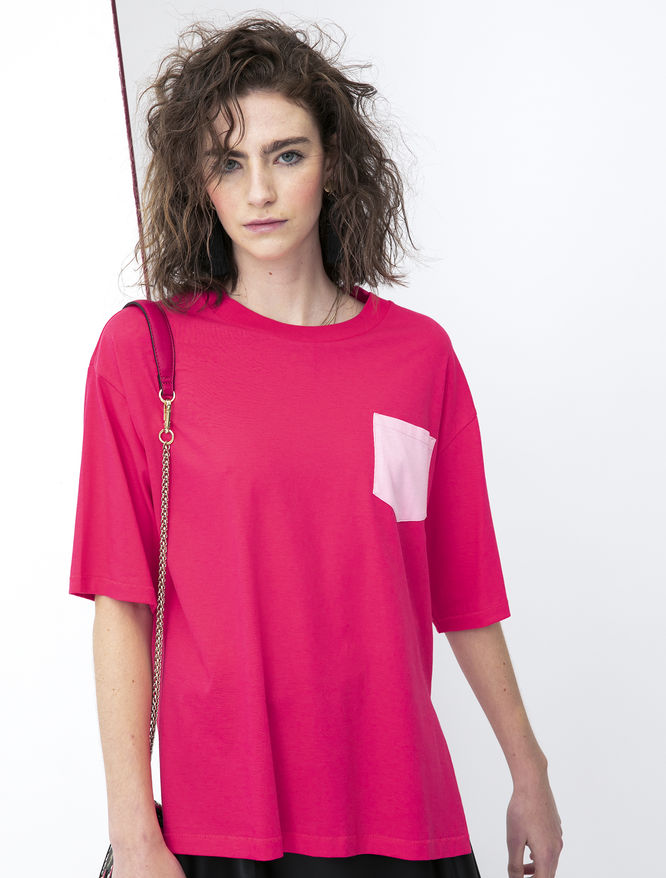 Oversize T-shirt iBlues
