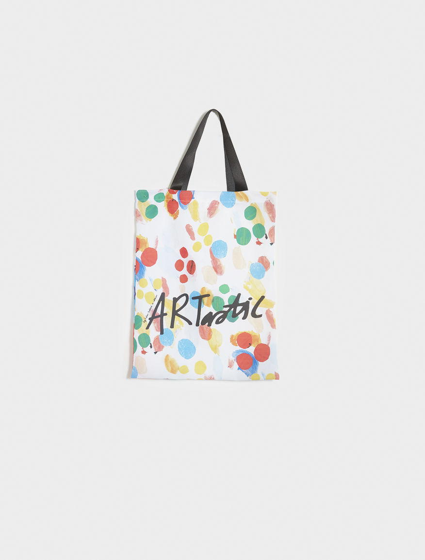 Artastic T-shirt + shopper