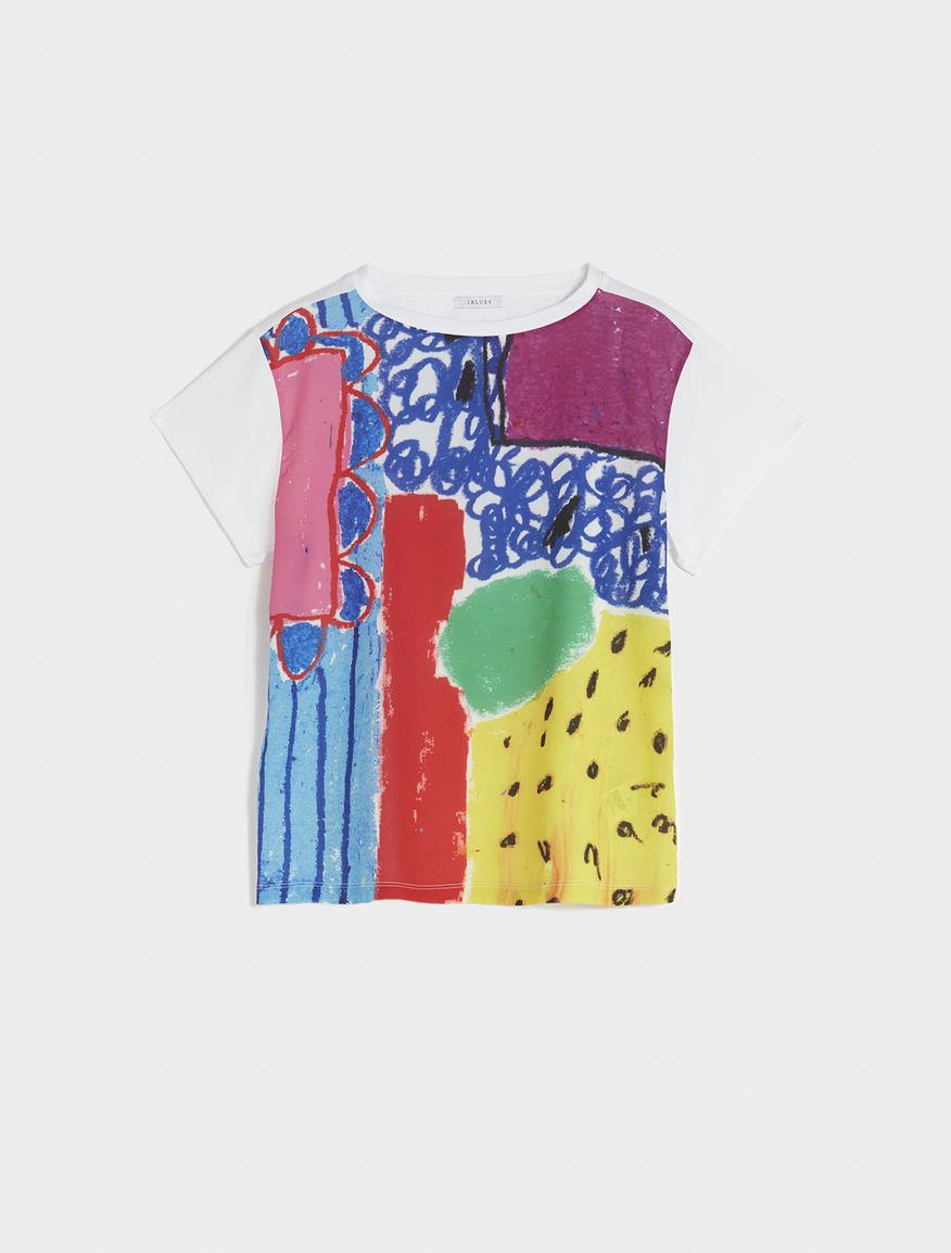 T-shirt stampata Artastic