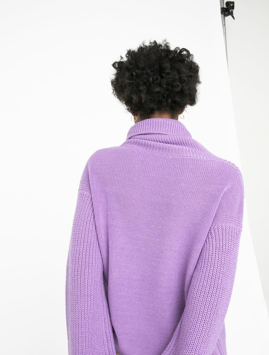 Oversized jumper