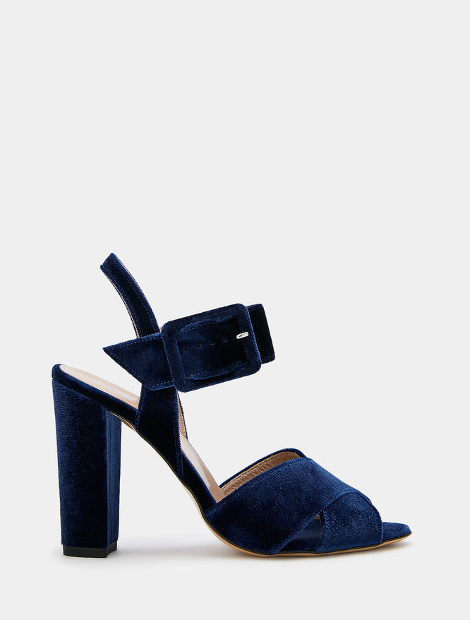 Sandali in velluto iBlues