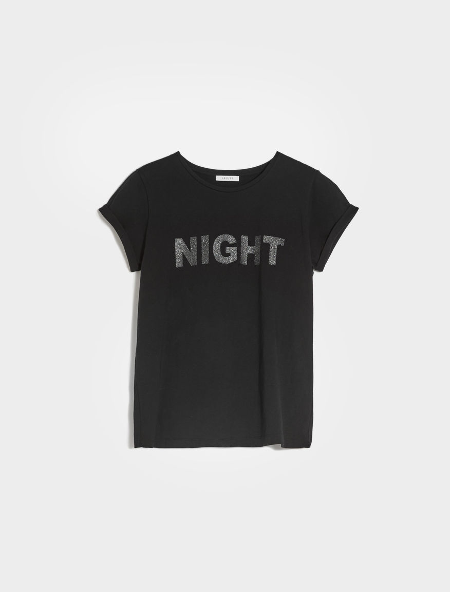 T-shirt stampata