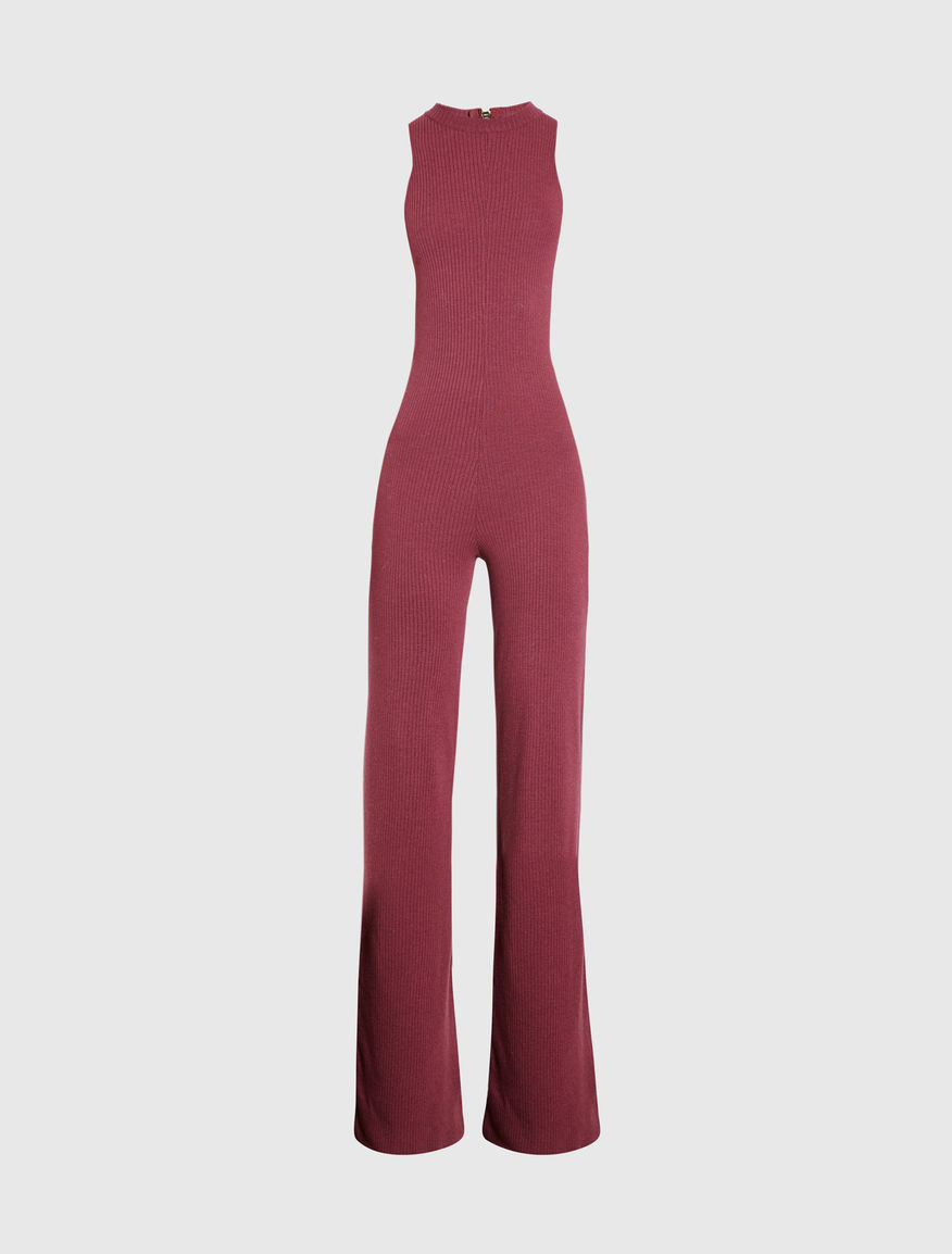 Knit jumpsuit Marella