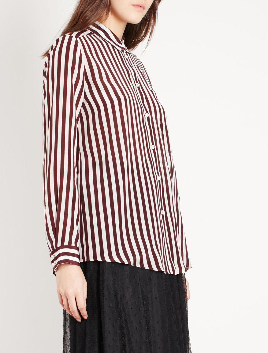 Camicia in seta Marella