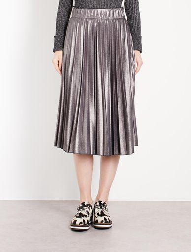 Laminated skirt Marella
