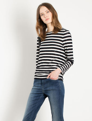 Stripy T-shirt Marella