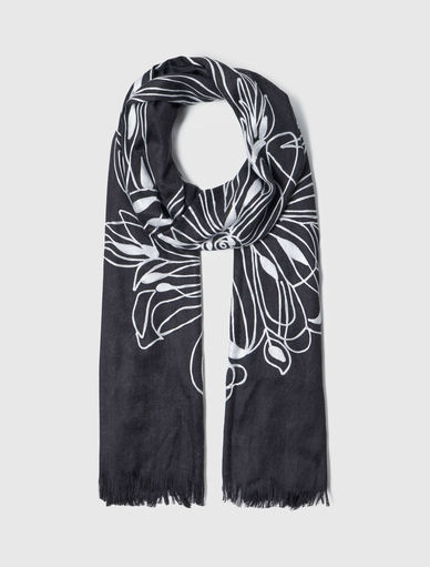 Floral scarf Marella
