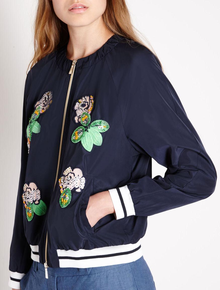 Embroidered bomber Marella