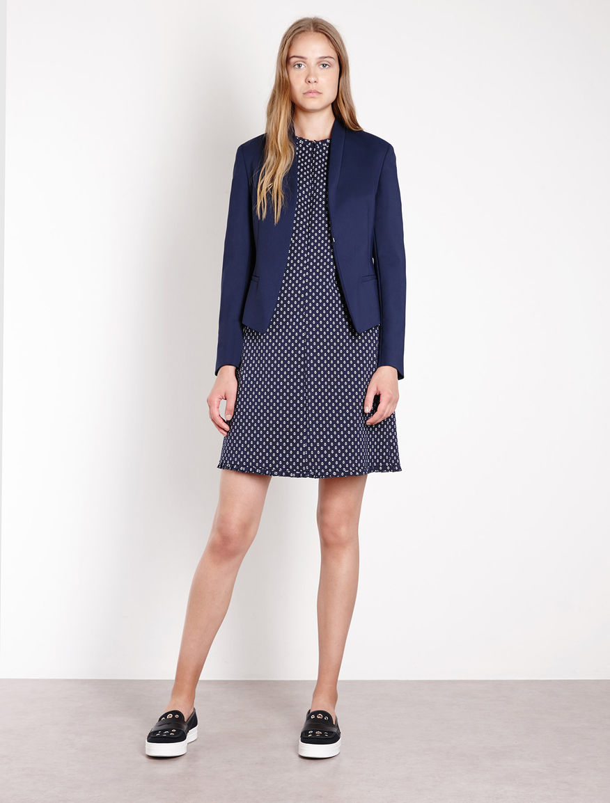 Short-length blazer Marella