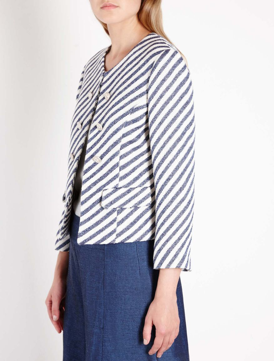 Stripy jacket Marella